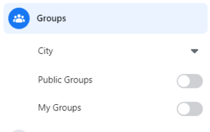 Facebook Search Results for groups