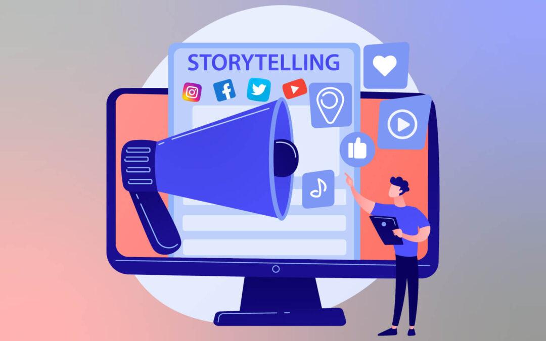 The Importance Of Social Media Storytelling